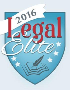2016 Georgia Trend Legal Elite