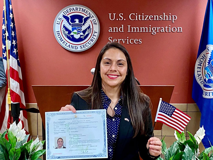 Voting Is One Important Reason To Become a U.S. Citizen