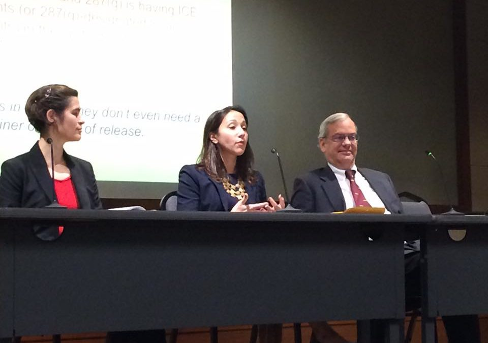 Georgia State Bar, Immigration Law Enforcement Panel (w/ Project South)