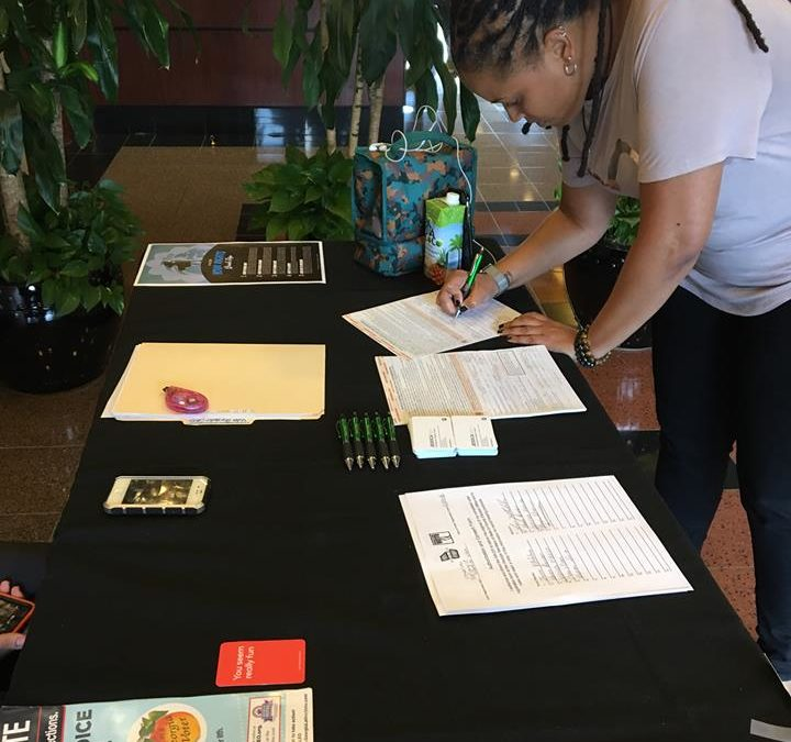 Voter Registration Drive with GALEO