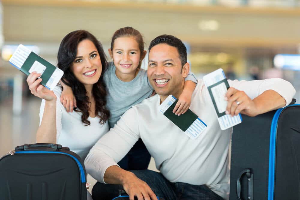 Immigrant Relatives Can Receive Legal Status Through U.S. Citizens or Permanent Residents