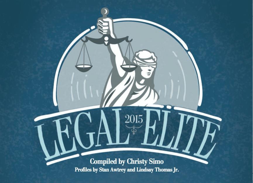 2015 Georgia Trend Legal Elite