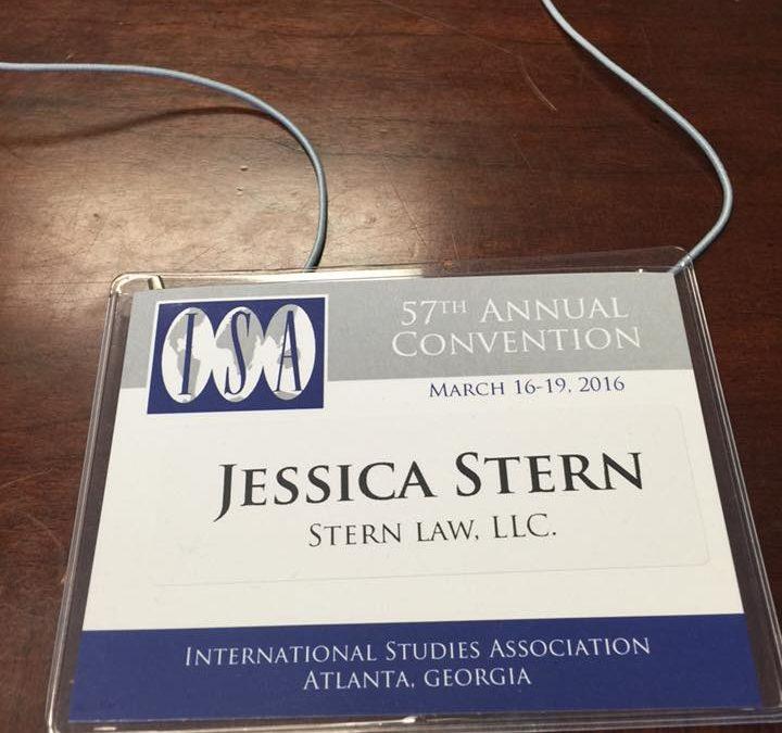 International Studies Association Conference, Immigration Roundtable