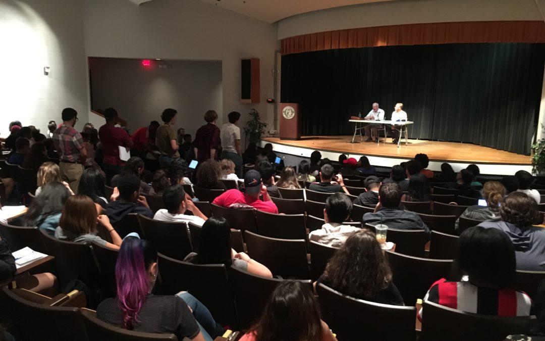 Immigration Policy Panel at GSU Perimeter College