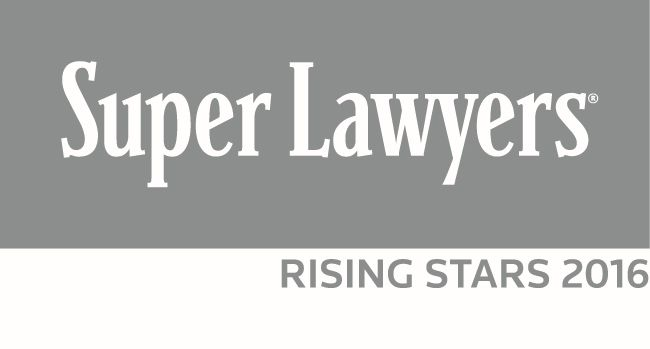 2016 Georgia Super Lawyers Rising Star