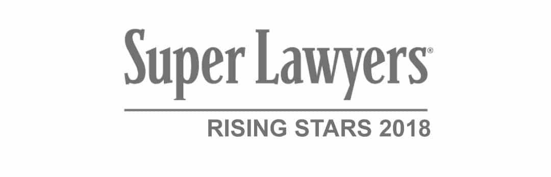 2018 Georgia Super Lawyers Rising Star