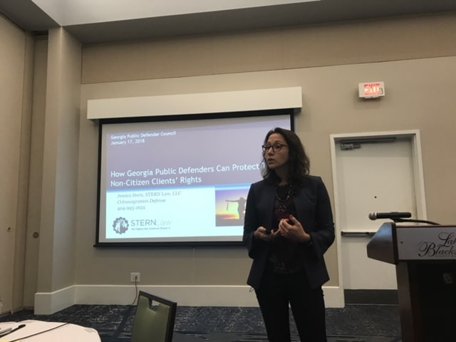 GPDC, Immigration Fundamentals Presentation