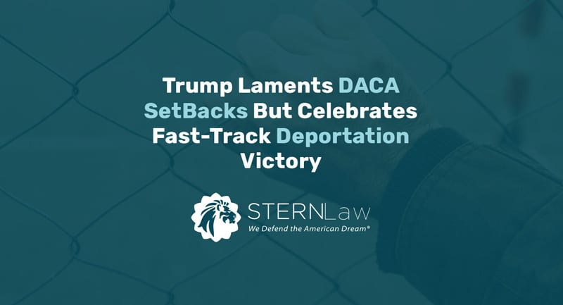 Newly Approved Expedited Removal Rule Makes It Possible to Fast Track Deportation Proceedings
