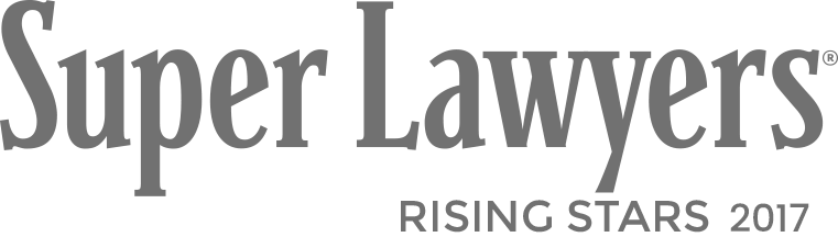 2017 Georgia Super Lawyers Rising Star